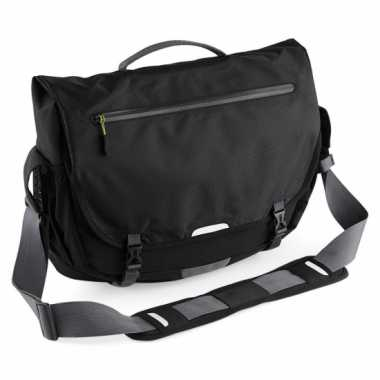 Multifunctionele laptop schoudertas 15 l